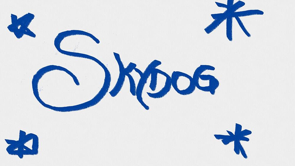 my logo by skydog123456789