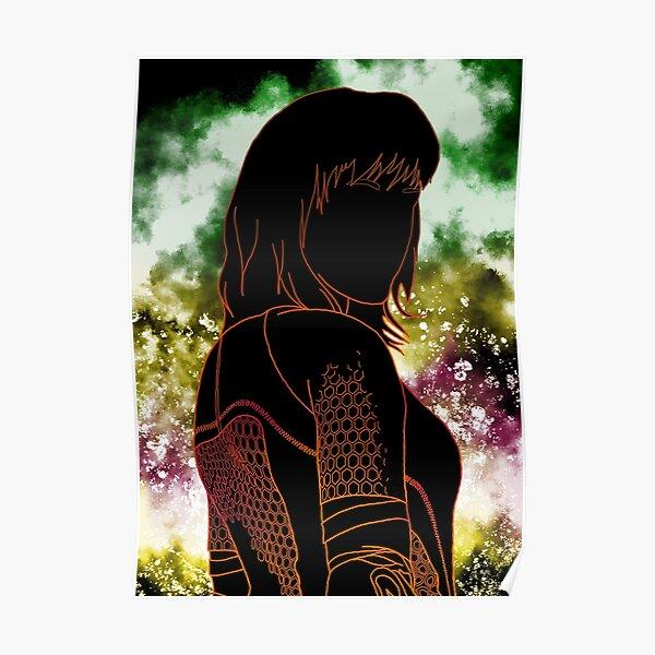 Johanna Mason Illustration Poster