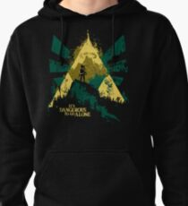 It's Dangerous To Go Alone Pullover Hoodie