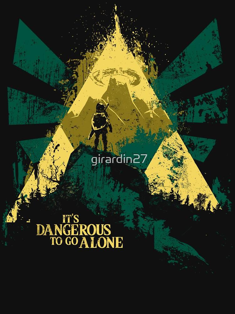 It's Dangerous To Go Alone | Unisex T-Shirt