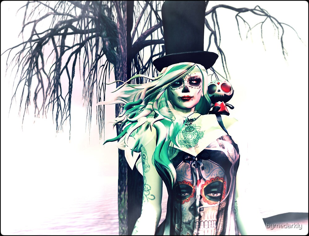 DAY OF THE DEAD by byrnedarkly