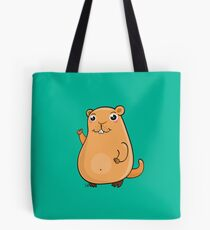 GroundHog Kawaii Tote Bag