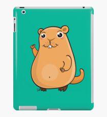 GroundHog Kawaii iPad Case/Skin