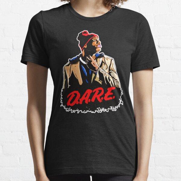 Dave Chappelle's Tyrone Biggums D.A.R.E Parody Essential T-Shirt