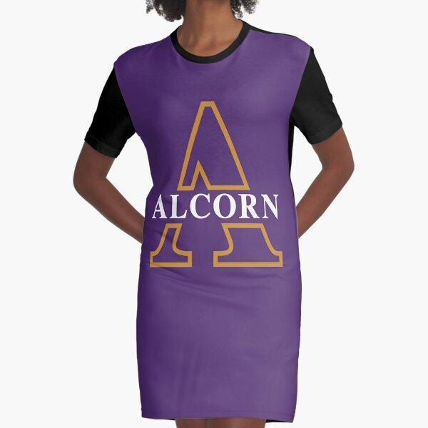 Alcorn State University Graphic T-Shirt Dress