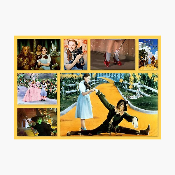 The Wizard of Oz Photographic Print
