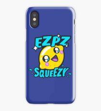 Ezpz Lemon Squeezy v2 iPhone Case