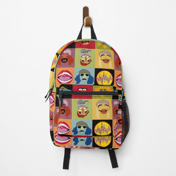 Dr. Teeth and the Electric Mayhem ft Lips Backpack