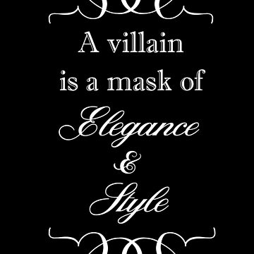 Villain by akapine006