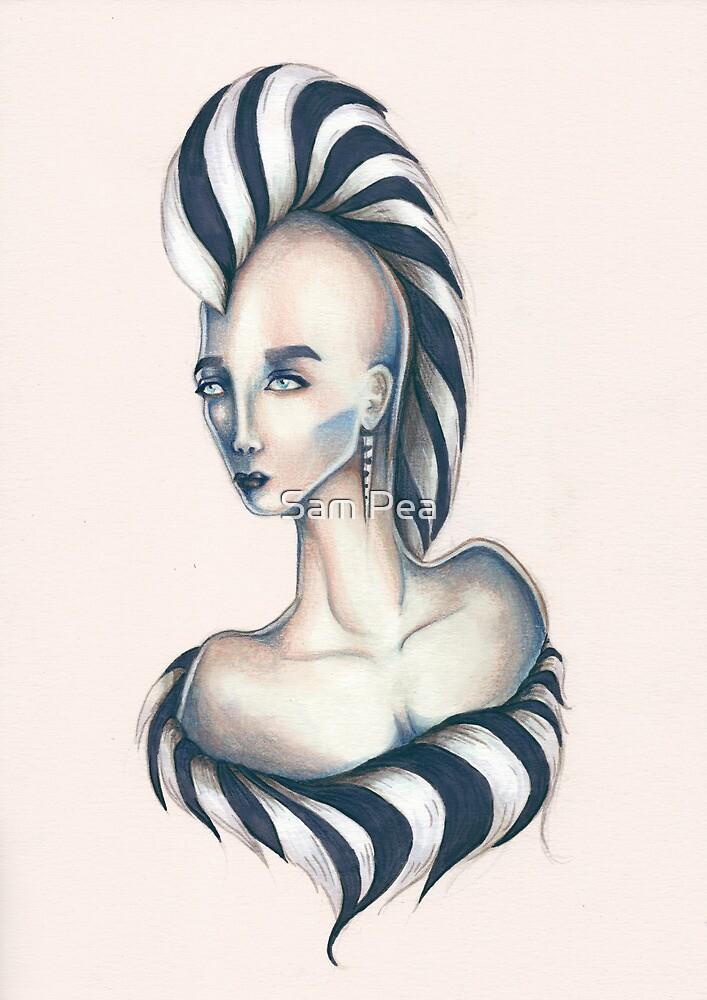 Lady Z by Sam Pea