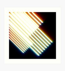 Neon 1984 Art Print