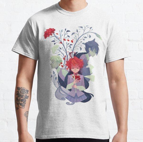 The Promised Neverland , cute Ray Emma & Norman  Camiseta clásica