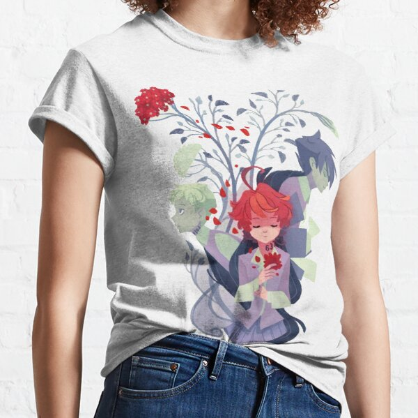 The Promised Neverland , Ray Emma & Norman mignons T-shirt classique