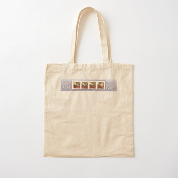 Heaven of Sounds - Sounds of Heaven Cotton Tote Bag