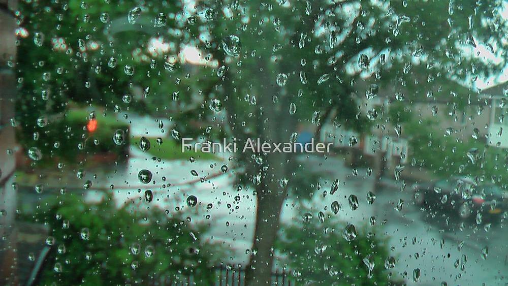 Rain (2) by Franki Alexander