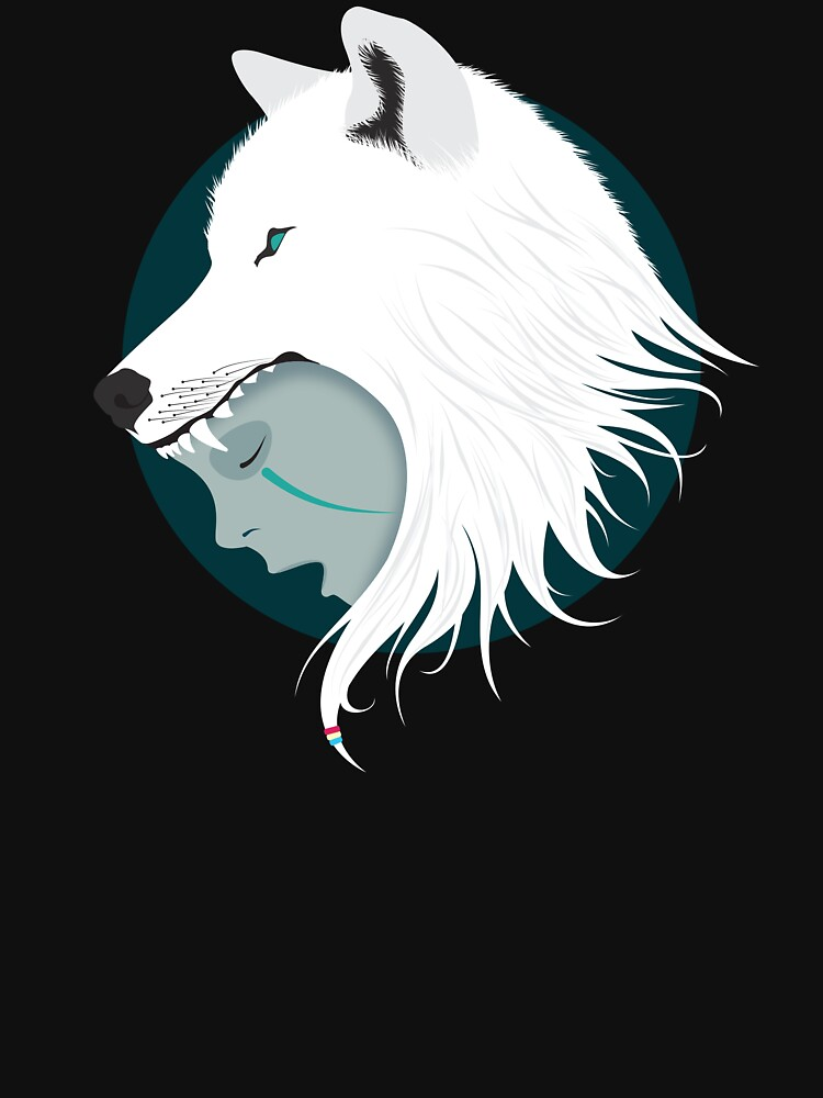 Boy Cries Wolf (White) by ayarti