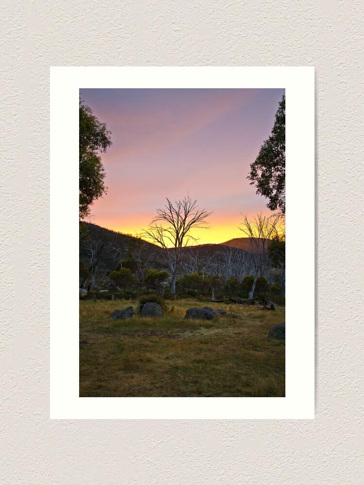 Alternate view of Morning Art Print