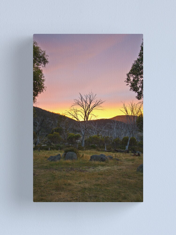 Alternate view of Morning Canvas Print