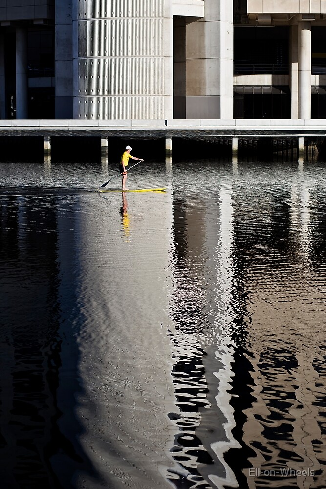 Paddle . . . by Ell-on-Wheels