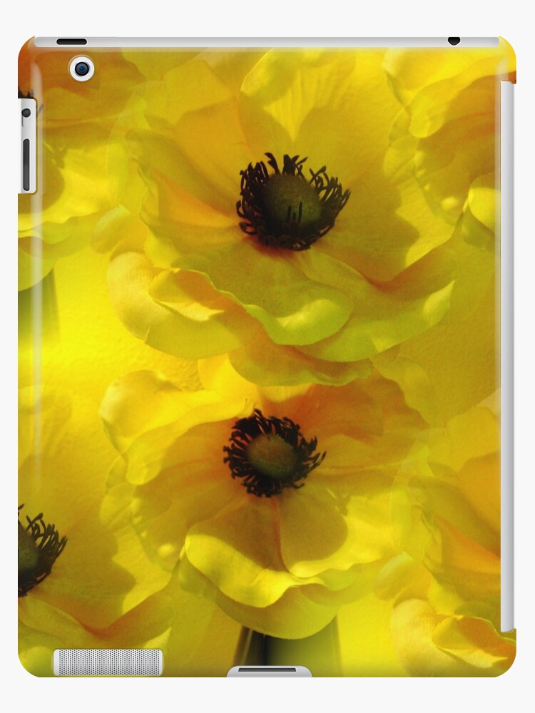 Yellow Poppies by Artisimo