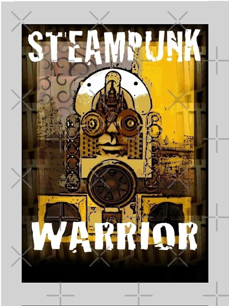 Steampunk Warrior by Artisimo