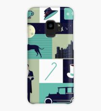 Downton Abbey - Collage Case/Skin for Samsung Galaxy