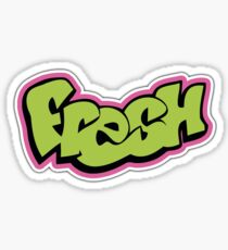 Fresh Prince Sticker