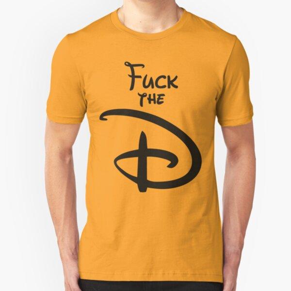 The D Slim Fit T-Shirt
