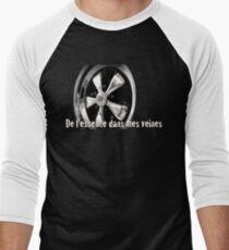 Fuchs DLEDMV Men's Baseball ¾ T-Shirt