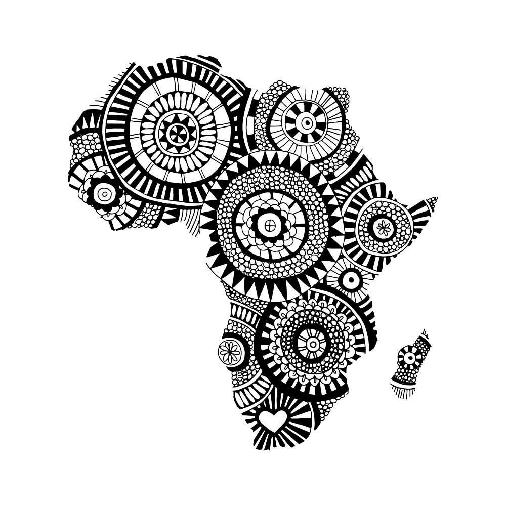 Africa by YakArt