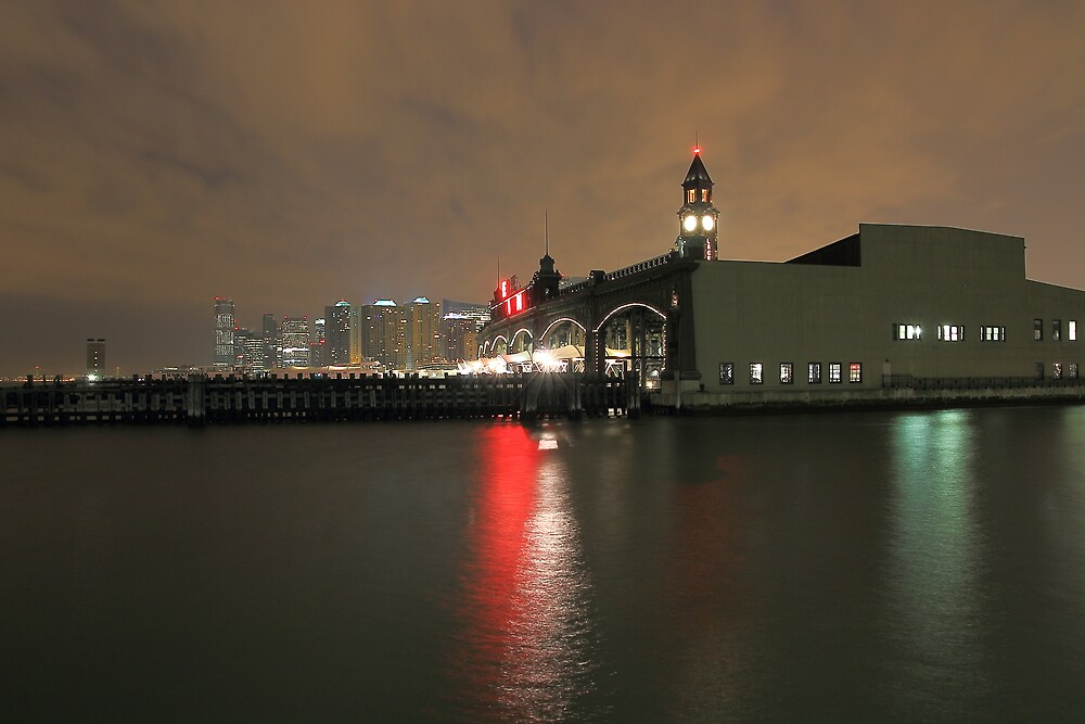 On the waterfront by pmarella