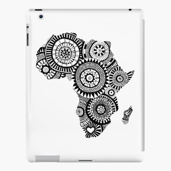 Africa iPad Snap Case