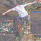 Free man - skate sketch by mjamil81