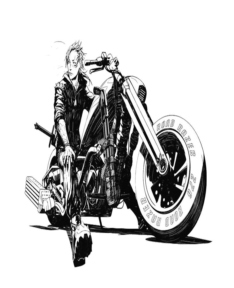 biker by harleyflint