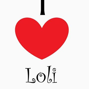 Loli Lover by Iori