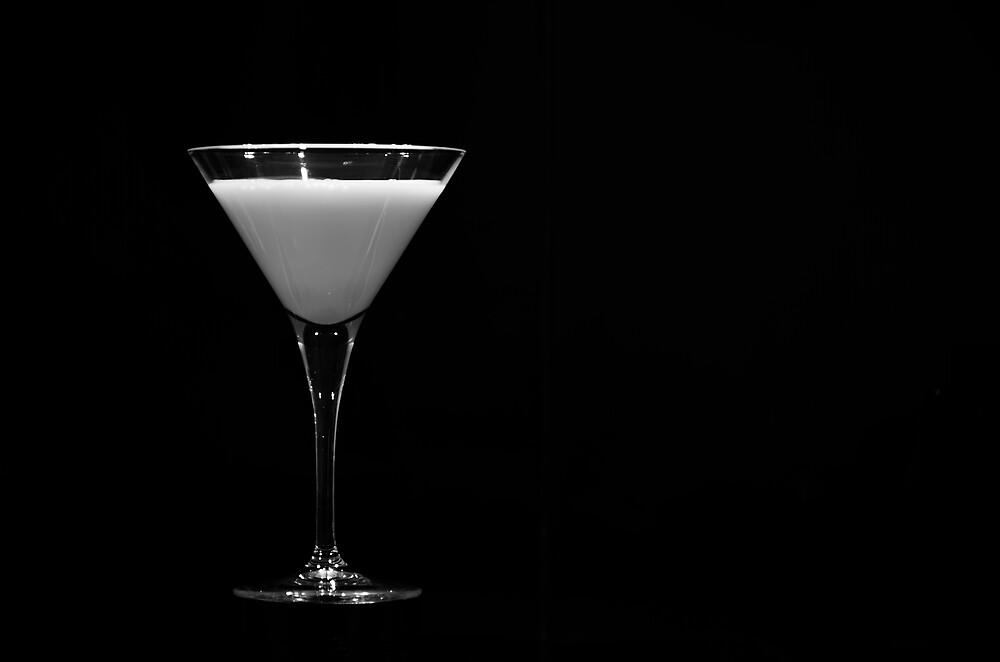 White martini. by Frank Smith