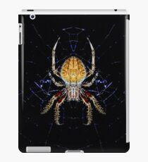 Spider in Web iPad Case/Skin