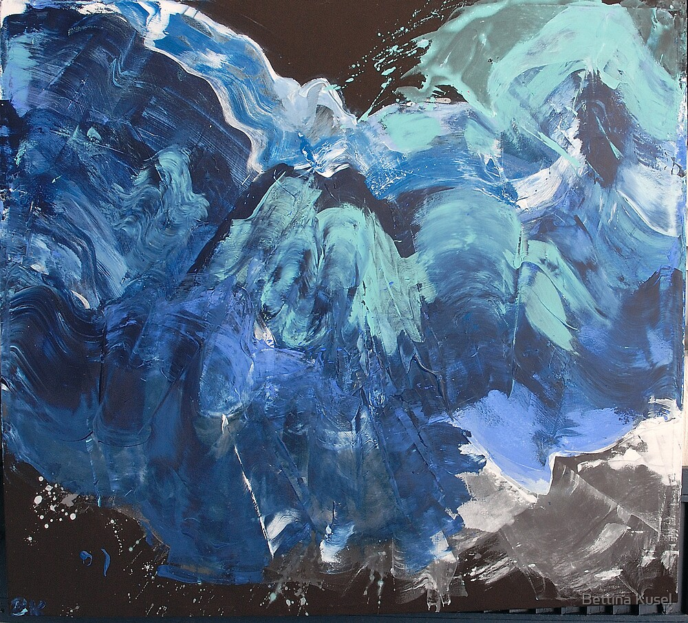 wasser 1 by Bettina Kusel