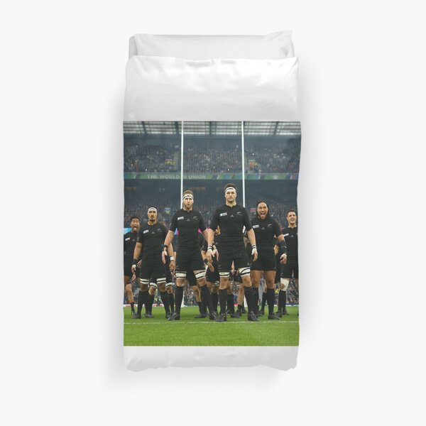 ALL BLACKS Duvet Cover