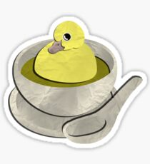 Duck Soup Sticker