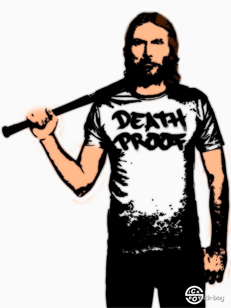 Death Proof by sick-boy
