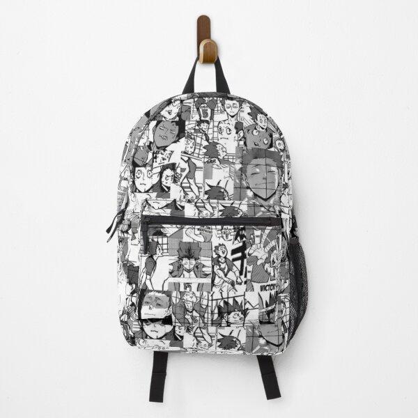 Tendou Satori manga collage Backpack