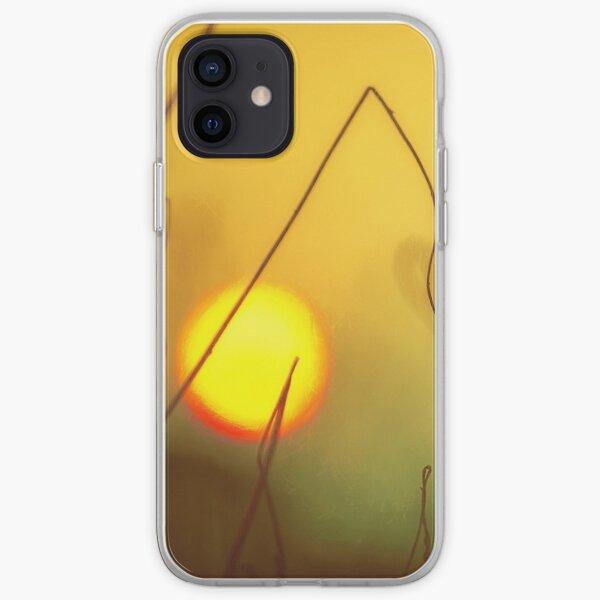Golden Sunset iPhone Soft Case
