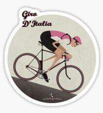 Giro D'Italia Sticker