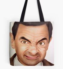 Mr. Bean Tote Bag