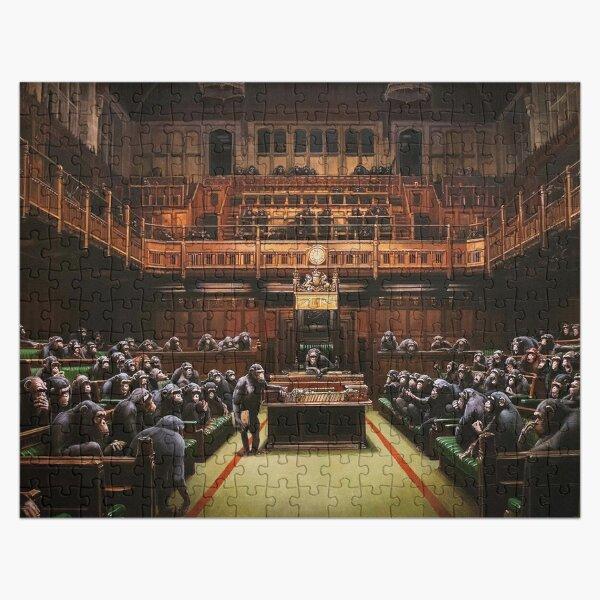 Parlement de Banksy Puzzle