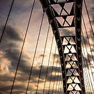 Humber River Foot Bridge by Pete5