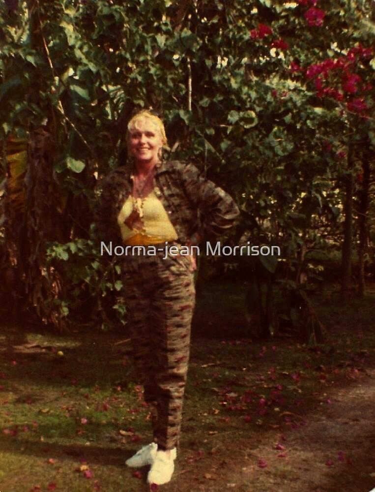""" NJM make over"" by Norma-jean Morrison"