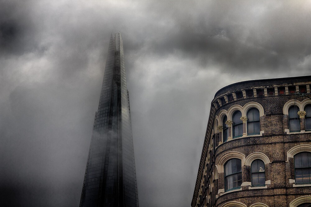 The Old and the New by MaclarenPhoto