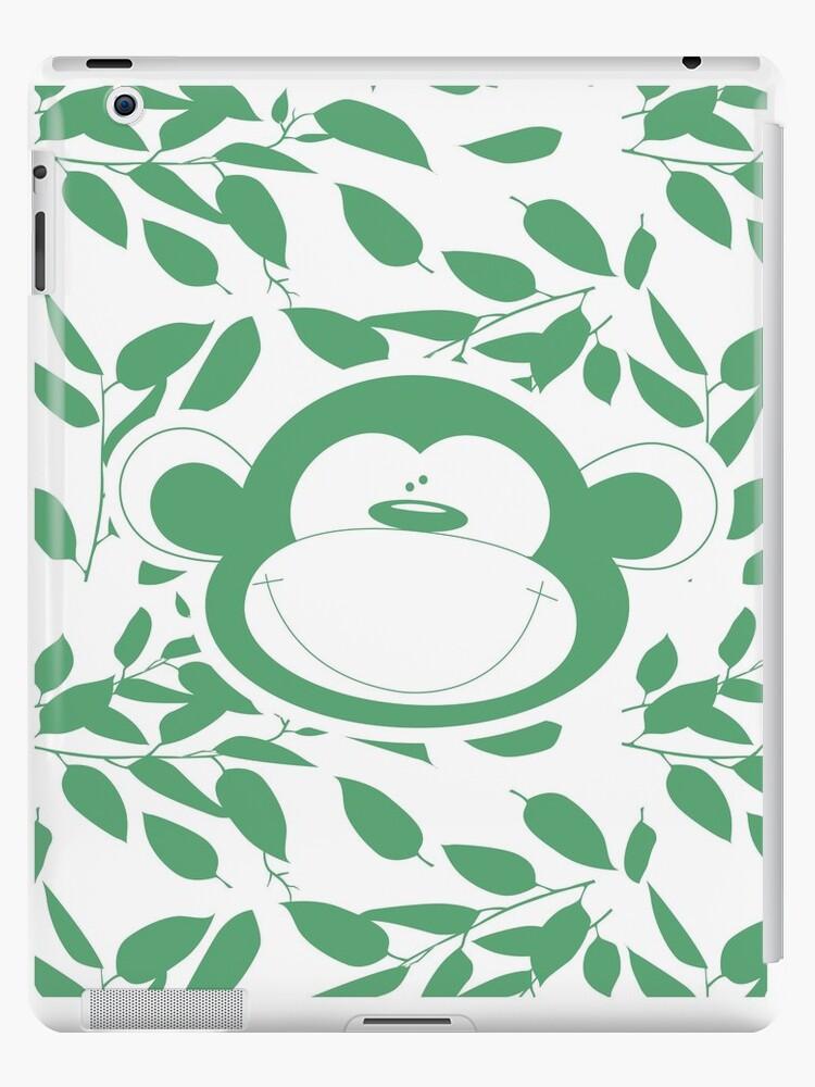 Camo Monkey by moma-loves-bob